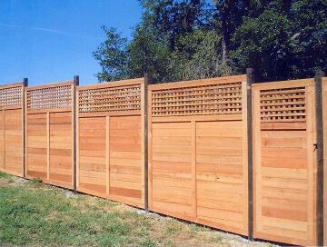 bay area fence work