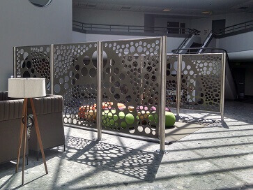 Ahlborn Fence